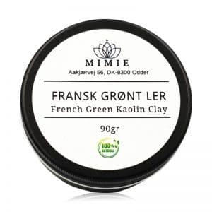 fransk grønt ler illit