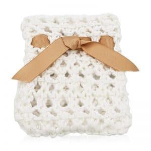 sæbepose hvid