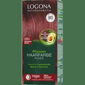 logona hårfarve maghoni økologisk hårfarve