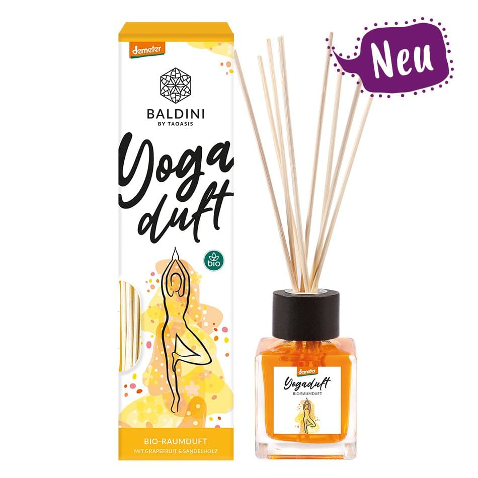 Yogaduft Reed Diffuser 100 ml