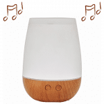 musilia aromadiffuser bluetooth essential oils