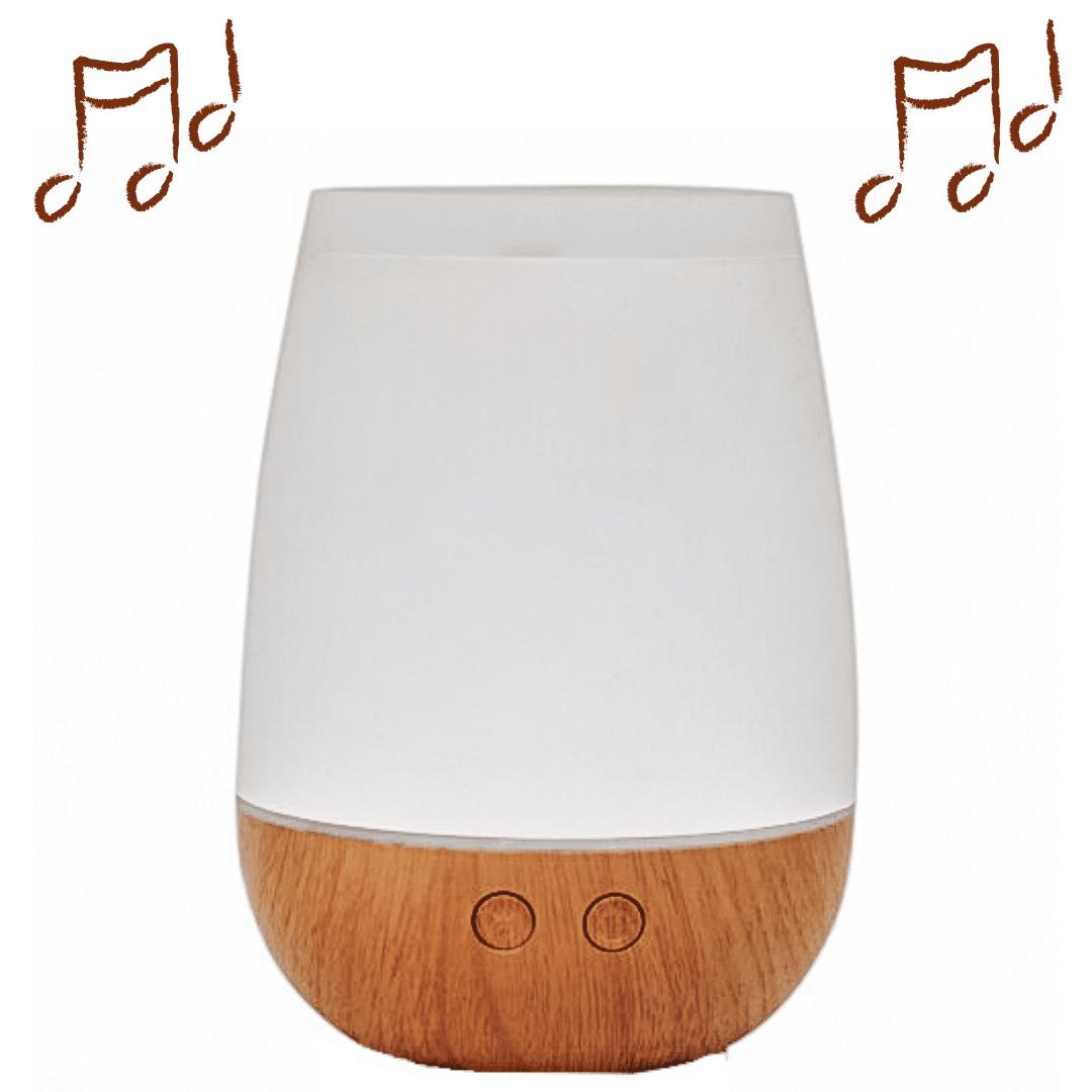 Musilia Aromadiffuser Bluetooth