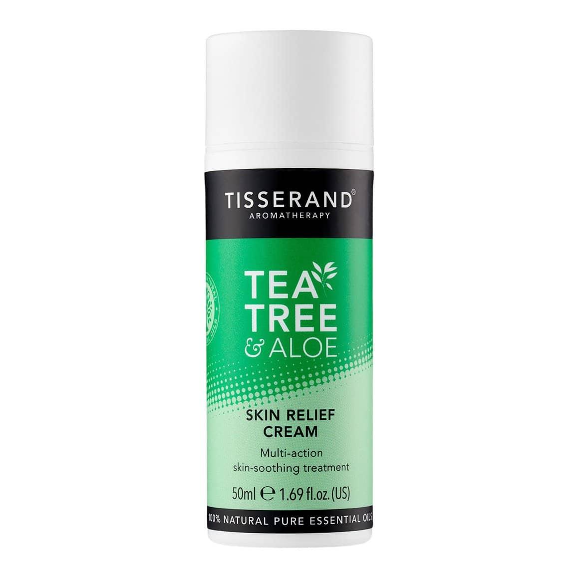 Tea Tree & Aloe Ansigtsscreme