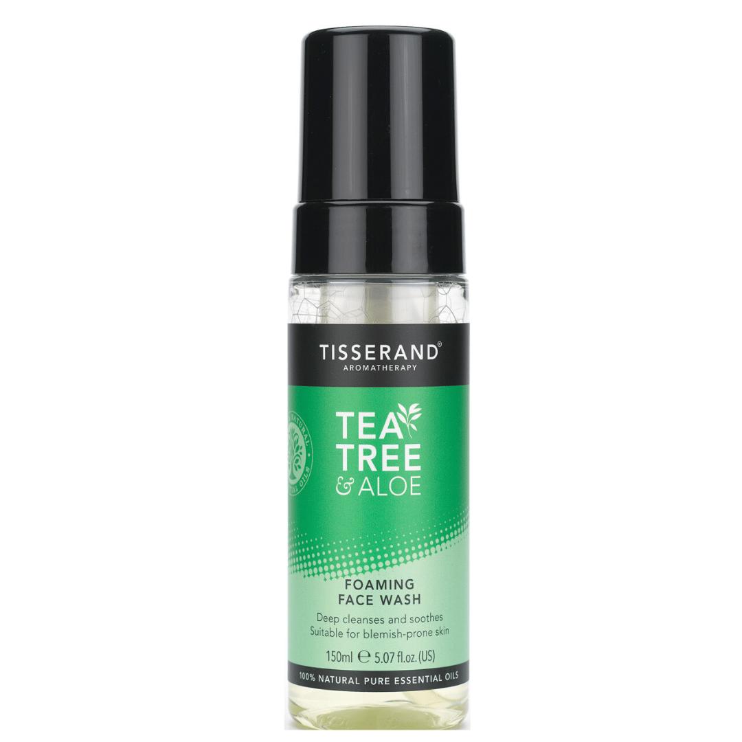 Tea Tree & Aloe Face Wash