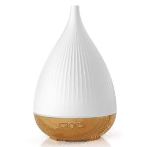 dahlia aromadiffuser duftlampe luftbefugter diffuser æteriske olier