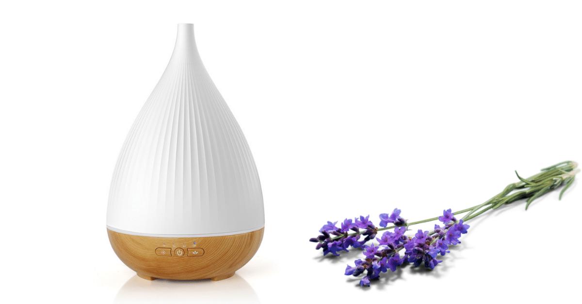 dahlia diffuser aromadiffuser duftlampe luftfugter