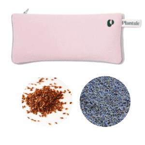 yoga øjenpude beige plantule pillows