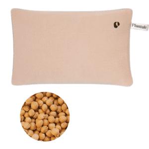 Varmepude med kirsebærsten beige plantule pillows