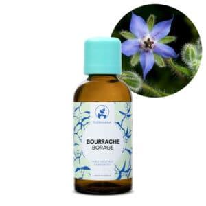 florihana hjulkroneolie borage seed oil