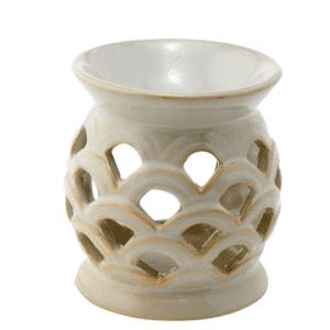 mimie duftlampe natur keramik
