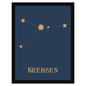 HistoryStars krebsen stjernetegnsplakat
