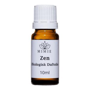 zen økologisk duftolie mimie aromadiffuser
