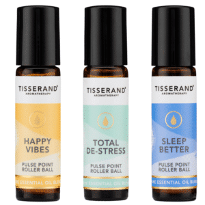 Little Box of Wellbeing Roll-Ons til aromaterapi