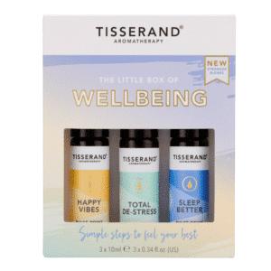 little box of wellbeing roller balls tisserand aromatherapy