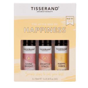 Little Box of happiness tisserand Aromatherapy roller balls