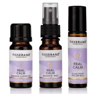 Real Calm Discovery Kit tisserand aromatherapy essential oils