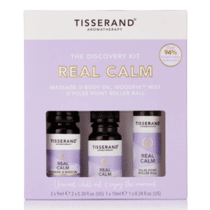 real calm discovery kit essential oils tisserand