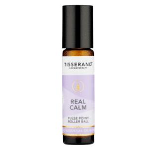 real calm aroma roll-on tisserand aromatherapy